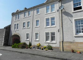Thumbnail 2 bed flat for sale in Broomgate, Lanark
