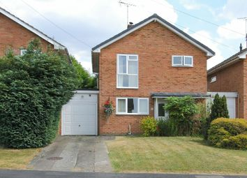 Thumbnail 3 bed detached house for sale in Strathfield Road, Andover
