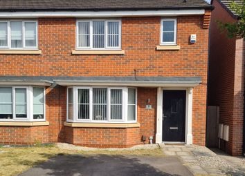 Thumbnail 3 bed detached house for sale in Staley Drive, Bootle