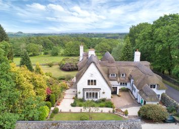 Thumbnail Detached house for sale in Polly Botts Lane, Ulverscroft, Markfield, Leicestershire