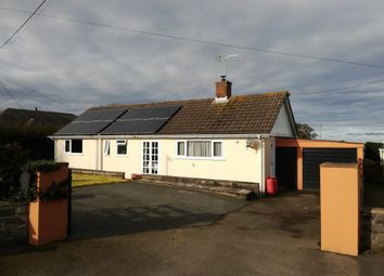 3 bed detached bungalow for sale in Rhiwgoch, Aberaeron SA46