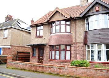 Thumbnail 3 bed semi-detached house for sale in Kings Lynn, Norfolk