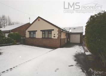 Thumbnail 3 bed bungalow to rent in Rilshaw Lane, Winsford