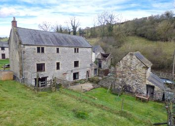 Thumbnail 4 bed farmhouse for sale in The Dale, Bonsall, Matlock