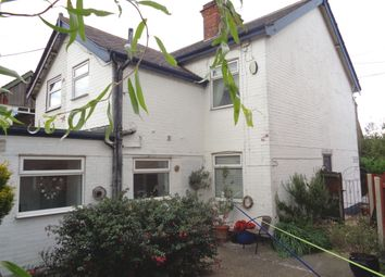 Thumbnail 2 bedroom semi-detached house to rent in Main Street, Willerby, Hull
