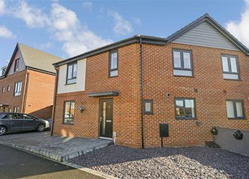 Thumbnail 3 bedroom semi-detached house for sale in Callerton Street, Hull