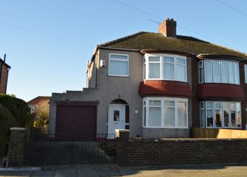 Thumbnail 3 bed semi-detached house for sale in Thames Avenue, Thornaby, Stockton-On-Tees