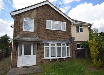 Thumbnail 4 bed detached house for sale in Barneston Green, Barneston Green Dunmow