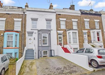 Thumbnail 4 bed terraced house to rent in Vale Road, Ramsgate