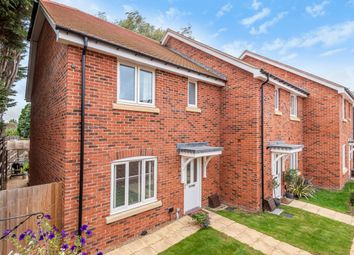 Thumbnail 3 bed end terrace house for sale in Swallowfield, Reading