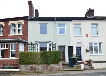 Thumbnail 3 bed terraced house to rent in Penkhull Terrace, Penkhull, Stoke-On-Trent