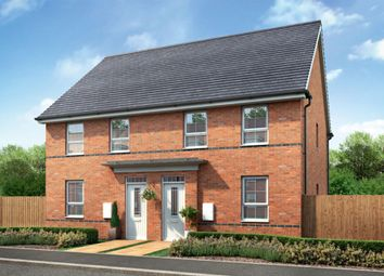 "Thumbnail 3 bed semi-detached house for sale in ""Finchley"" at Melton Road, Edwalton, Nottingham"