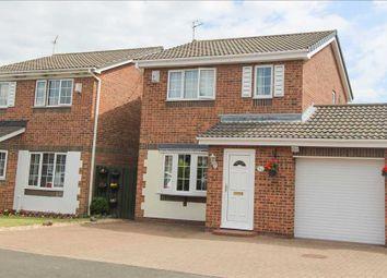 Thumbnail Detached house for sale in Hauxley Drive, Northburn Dale, Cramlington