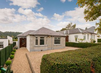 Thumbnail 3 bed detached bungalow for sale in 62 Strachan Road, Blackhall, Edinburgh