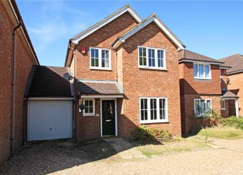Thumbnail 4 bed link-detached house for sale in Thorpe Lea Road, Egham, Surrey