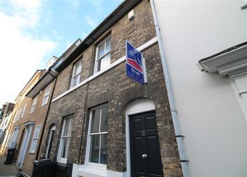 Thumbnail 2 bedroom terraced house to rent in Churchgate Street, Bury St. Edmunds