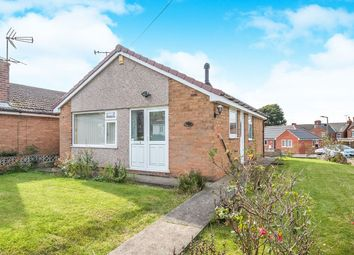 Thumbnail 2 bed bungalow for sale in The Oval, North Anston, Sheffield