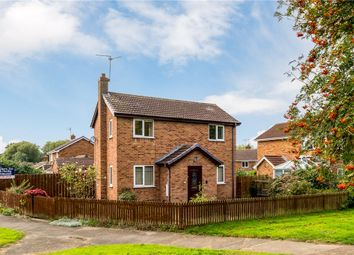 Thumbnail 3 bed detached house for sale in Shire Road, Thirsk, North Yorkshire