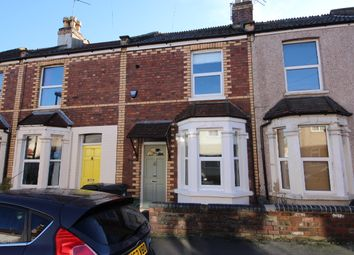 Thumbnail 2 bed terraced house to rent in Dunkirk Road, Fishponds