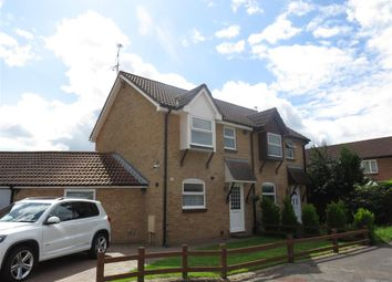 Thumbnail 3 bed semi-detached house for sale in Itchin Close, Totton, Southampton