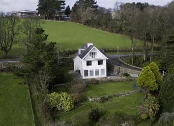 Thumbnail 4 bed detached house for sale in Cartrefle Lodge, Holyhead Road, Menai Bridge