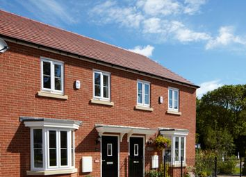 "Thumbnail 3 bed terraced house for sale in ""Archford"" at Bridlington Road, Stamford Bridge, York"