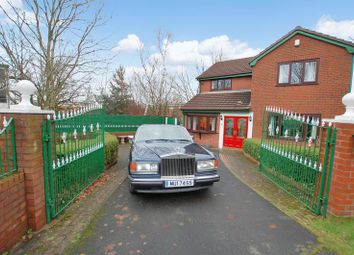 Thumbnail 4 bed detached house for sale in Chessington Rise, Clifton, Swinton, Manchester