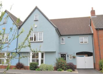 Thumbnail 4 bedroom terraced house for sale in Abell Way, Chancellor Park, Chelmsford, Essex
