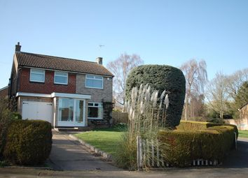 Thumbnail 3 bed detached house for sale in Latimer Road, Cropston, Leicestershire