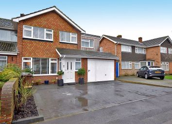 Thumbnail 4 bed semi-detached house for sale in River Way, Larkfield, Maidstone