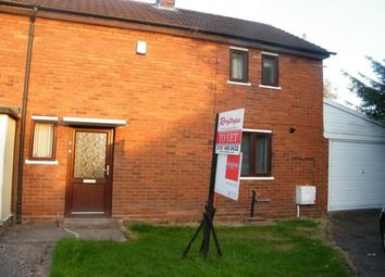 Thumbnail 2 bed end terrace house to rent in May Avenue, Cheadle Hulme, Cheadle