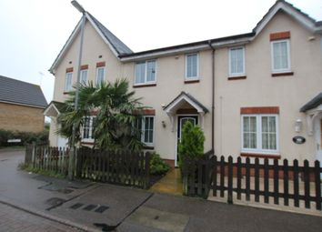 Thumbnail 2 bed terraced house for sale in Cleveland Way, Stevenage