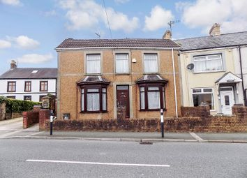 Thumbnail 2 bed detached house for sale in Bridgend Road, Aberkenfig, Bridgend .