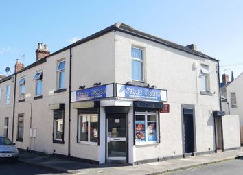 Thumbnail Commercial property for sale in Kebab World, 55-57 Delaval Terrace, Blyth