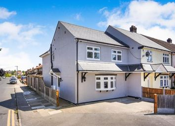3 bed end terrace house for sale in Silverdale Drive, Hornchurch RM12