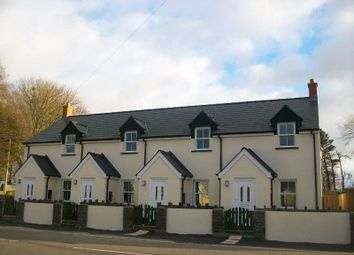 Thumbnail 2 bed end terrace house for sale in Hays Lane, Sageston, Tenby, Pembrokeshire.