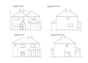 Thumbnail 4 bedroom detached house for sale in Longstomps Avenue, Tile Kiln, Chelmsford