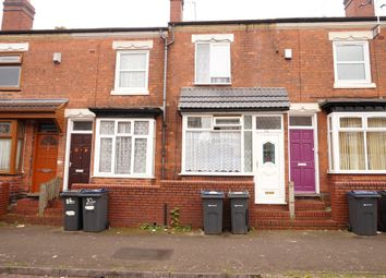 Thumbnail 3 bedroom terraced house for sale in Markby Road, Hockley, Birmingham
