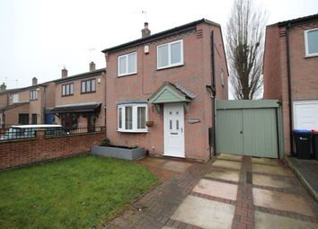 Thumbnail 3 bedroom detached house for sale in Polperro Way, Hucknall, Nottingham