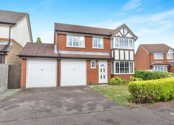 Thumbnail 4 bed detached house for sale in Steward Way, Scarning, Dereham