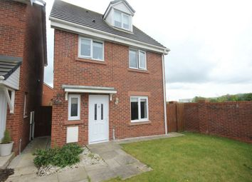 Thumbnail 4 bed detached house for sale in Covington Drive, St. Helens