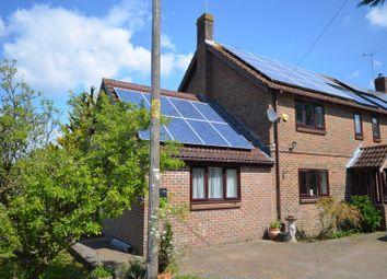 Thumbnail 1 bed semi-detached house to rent in Newbridge, Cadnam, Southampton