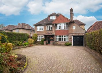 Thumbnail 5 bed detached house for sale in Blackborough Road, Reigate, Surrey