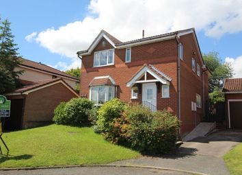 Thumbnail 4 bedroom detached house for sale in Shoreswood, Bolton
