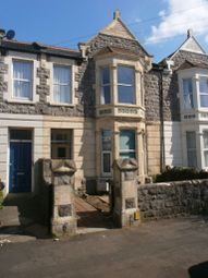 Thumbnail 1 bed flat to rent in Severn Avenue, Weston-Super-Mare
