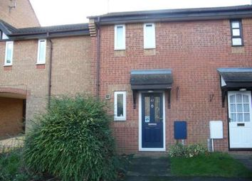 Thumbnail 1 bed terraced house to rent in Albany Walk, Woodston, Peterborough