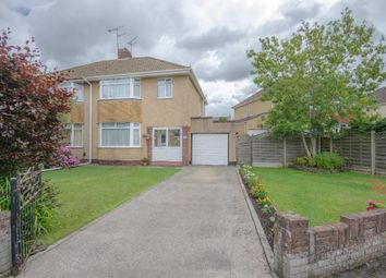 Queensholm Drive, Downend, Bristol BS16. 3 bed semi-detached house