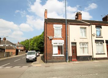Thumbnail 3 bedroom town house for sale in Ellis Street, Sneyd Green, Stoke-On-Trent