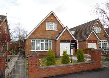 Thumbnail 3 bed detached house for sale in Ennerdale Road, Formby, Liverpool, Merseyside