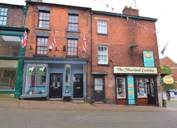 Thumbnail 1 bed flat to rent in Stanley Street, Leek